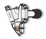 Dräger Panorama Dive R Vollgesichtsmaske Anschlussstück Detailzeichnung