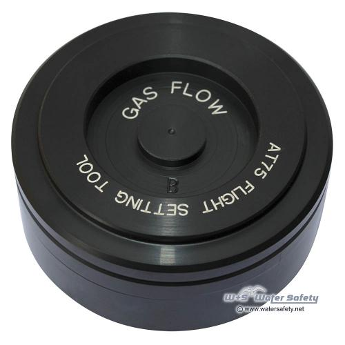Apeks Atemregler Prüfwerkzeug Gas Flow Flight