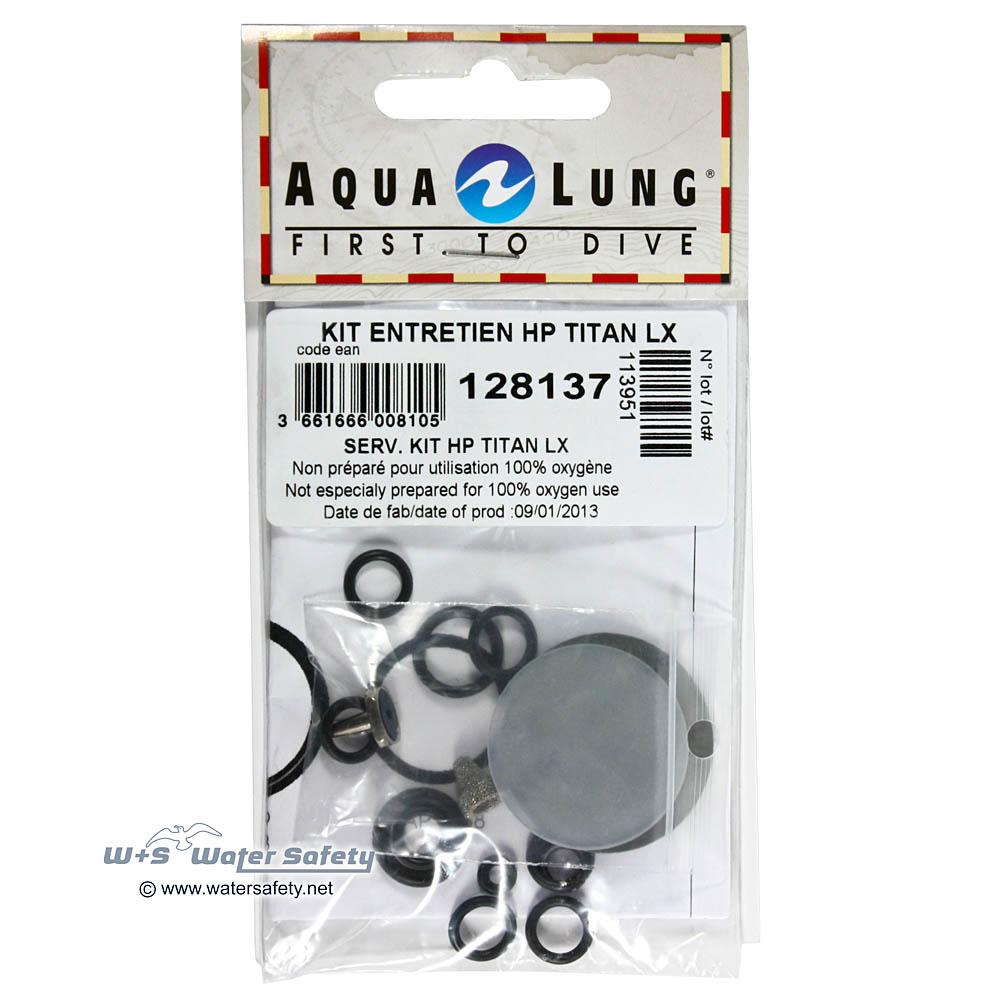 aqualung 1 stufe service kit titan lx supreme acd ab 2009. Black Bedroom Furniture Sets. Home Design Ideas