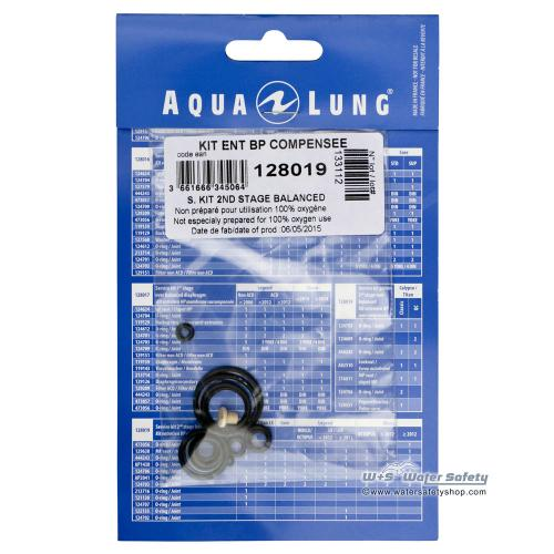 AquaLung 2. Stufe Service Kit Core, Glacia ab 2012, Mikron, Legend, Titan LX