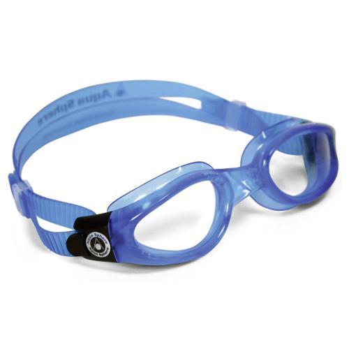 AquaSphere Schwimmbrille KAIMAN klar / blau