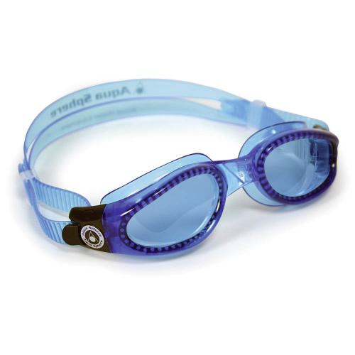 AquaSphere Schwimmbrille KAIMAN getönt blau / blau