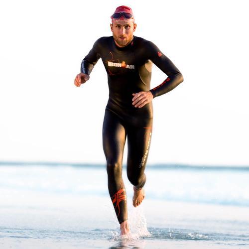 AquaSphere / Ironman Triathlon Schwimmanzug Racer, Gr. M
