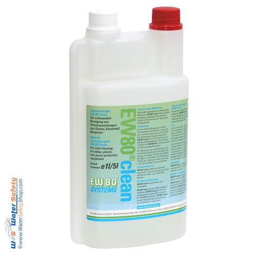 Spezialreiniger EW 80 clean 1 Liter