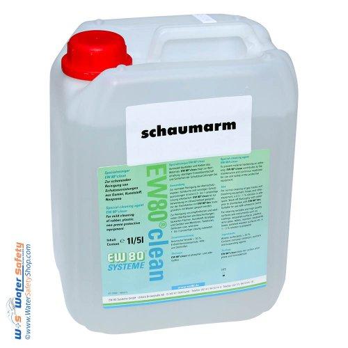 Spezialreiniger EW 80 clean schaumarm 5 Liter