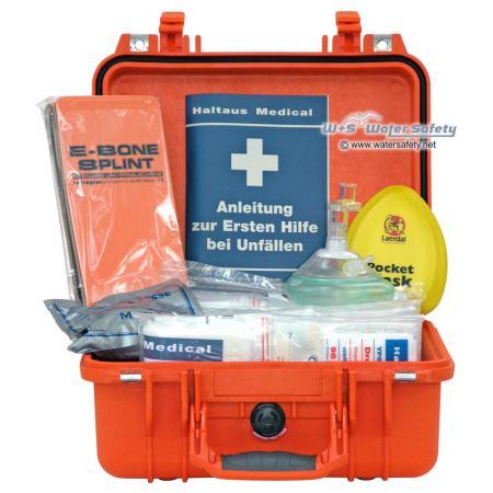 Erste Hilfe Kit Outdoor 1400