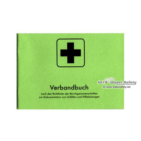 Betriebsverbandbuch DIN A5