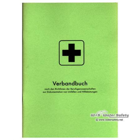 Betriebsverbandbuch DIN A4