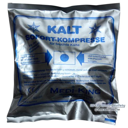 Sofort-Kaltkompresse