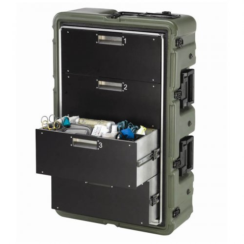 MC4100 Medchest 4 Drawer