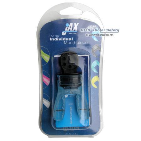 JAX Anatomisches Atemregler Mundstück Blau