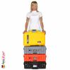 1525 AIR Koffer Mit TrekPak Einteiler, Schwarz 7