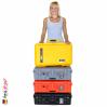 1555 AIR Koffer Mit Schaum, Schwarz 6