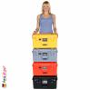1557 AIR Koffer Mit Schaum, Orange 7