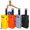 1615 AIR Check-In Koffer, PNP Schnallen, Ohne Schaum, Gelb 12