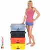 Peli Koffer Schnalle, 36mm, Gelb 12