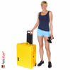 Peli Koffer Schnalle, 36mm, Gelb 15