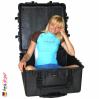 1640 Koffer Mit Einteiler, Schwarz 10