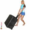 1640 Koffer Mit Einteiler, Schwarz 11
