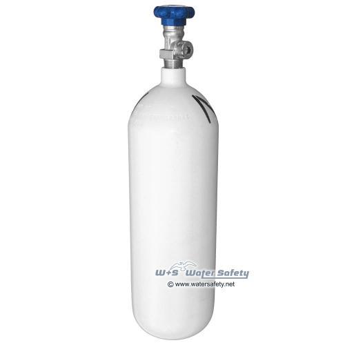 5,0 Liter med. Sauerstoff Flasche