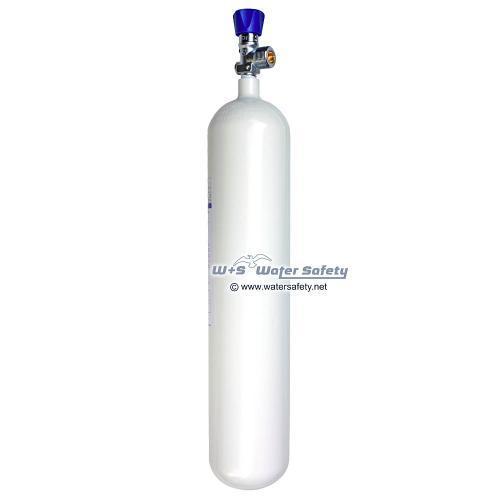 3,0 Liter med. Sauerstoff Flasche