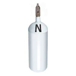 2,5 Liter med. Sauerstoff Flasche - Pin Index