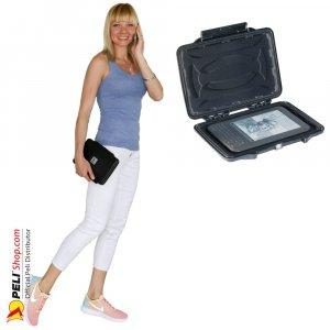 1055CC HardBack Case m/Liner
