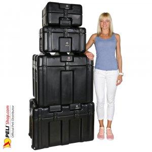 Peli-Hardigg Versand Koffer Large
