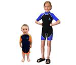 Schwimm- und Strandanzug Stingray für Kinder
