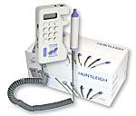 Auf der Grundlage von 20 Jahren Erfahrung bietet die neueste Generation der weltbekannten Dopplex-Reihe von Huntleigh Doppler-Handger�ten noch bessere Leistung und Qualit�t.