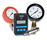 Messen (Manometer, Analyzer)
