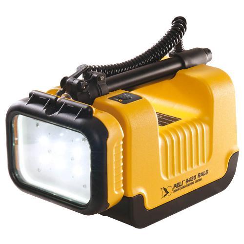 9430C Remote Area Lighting System 220V EU, Gelb