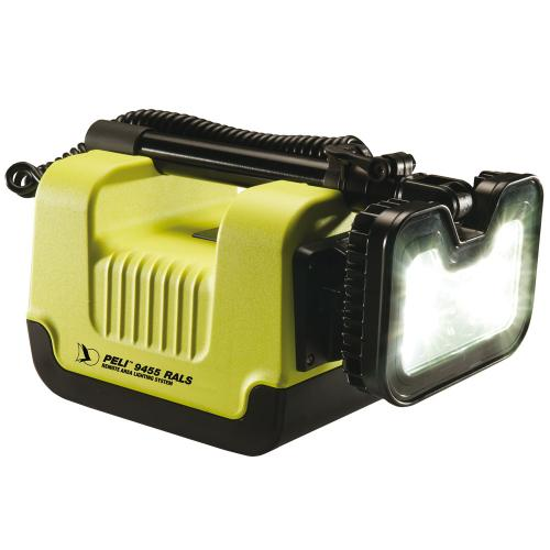 9455Z0 LED Remote Area Lighting System ATEX Zone 0, Gelb