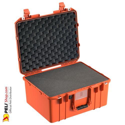 1557 AIR Koffer Mit Schaum, Orange