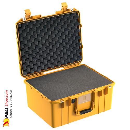 1557 AIR Koffer Mit Schaum, Gelb