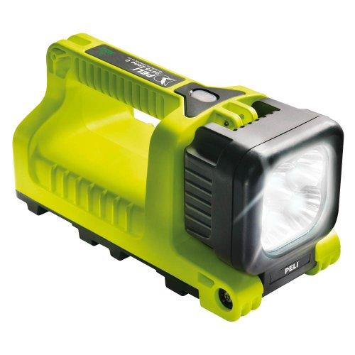 9415Z0 LED ATEX Zone 0 Handscheinwerfer, 2. Gen., Gelb - ATEX'15