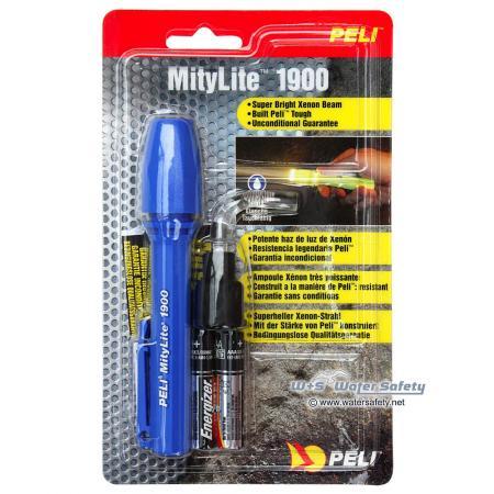 1900 MityLite, Blau