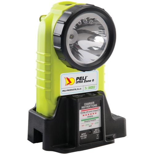 3765Z0 LED Rechargeable, ATEX 2015, Zone 0, Gelb
