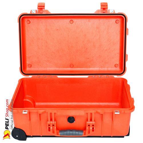 1510 Carry On Koffer, Ohne Schaum, Orange