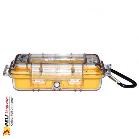 1015 MicroCase Gelber Einsatz, Transparent