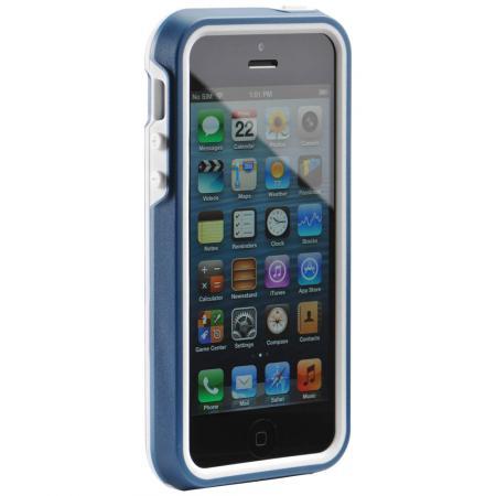 CE1150 Protector Series Case für iPhone 5/5S, Aquamarin/Grau/Aquamarin