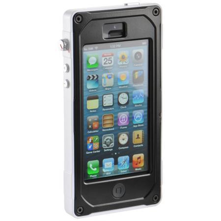 CE1180 Vault Series iPhone 5/5S Case, Weiss/Schwarz/Schwarz