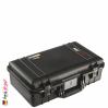 1525 AIR Koffer Mit TrekPak Einteiler, Schwarz 1