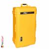 1615 AIR Check-In Koffer, PNP Schnallen, Ohne Schaum, Gelb 3