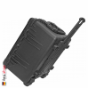 1640 Koffer Mit Einteiler, Schwarz 4