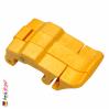 Peli Koffer Schnalle, 36mm, Gelb