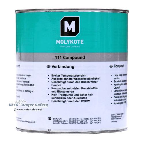 Molykote 111 Schmierfett, 1 kg