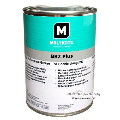 Molykote BR 2 plus, 1 kg