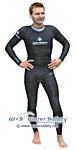 AquaSphere Triathlon Schwimmanzug FXP Man