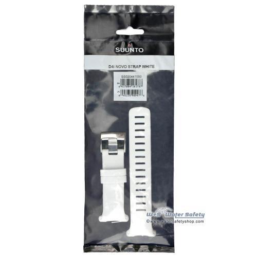 Suunto Armband D4i Novo, Weiss